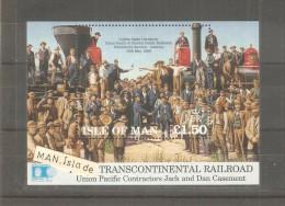 Hb-19 Isla De Man - Treni