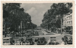 SAIGON  -  Carte Photo - Boulevard Francis Garniers - Viêt-Nam