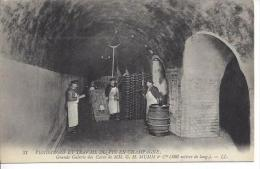 CPA 31 Vendanges Et Travail Du Vin En Champagne - MUMM - Non Classificati