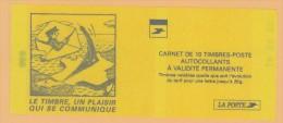Support Du Carnet De 10 TVP Autocollants - Tour Eiffel - Carnets