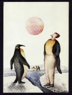 TAAF Expéditions Polaires Francaises Missions PE Victor (Aquarelle Christine Thouzeau) - TAAF : Terres Australes Antarctiques Françaises