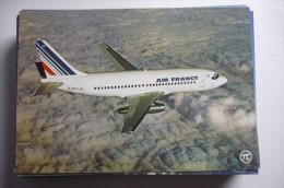 B 737 200   AIR FRANCE  N4504      EDITION PI N°  354 - 1946-....: Moderne