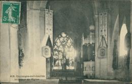 79 COULONGES SUR L'AUTIZE / L'Intérieur De L'Eglise / - Coulonges-sur-l'Autize