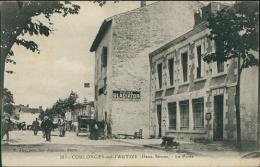 79 COULONGES SUR L'AUTIZE / La Poste / - Coulonges-sur-l'Autize
