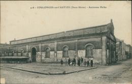 79 COULONGES SUR L'AUTIZE / Les Anciennes Halles / - Coulonges-sur-l'Autize