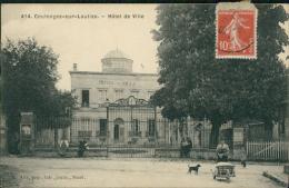 79 COULONGES SUR L'AUTIZE / L'Hôtel De Ville / - Coulonges-sur-l'Autize