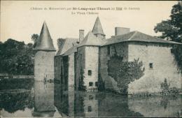 79 SAINT LOUP LAMAIRE / Le Château De Maisontiers / - Saint Loup Lamaire