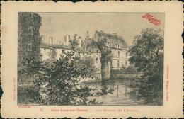 79 SAINT LOUP LAMAIRE / Les Douves Du Château / - Saint Loup Lamaire