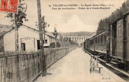 Velars-sur-Ouche-Le Rapide Epinac-Dijon-Gare Des Marchandises - France
