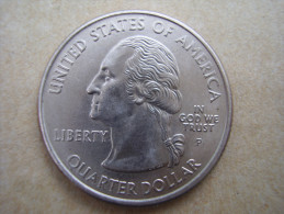 """U.S.A. 2006 STATE QUARTER  """"NEBRASKA""""  Mark ´P´ Condition USED VERY GOOD - Other"""