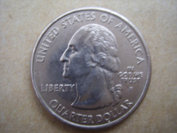 """U.S.A. 2005 STATE QUARTER  """"OREGON""""  Mark ´P´ Condition USED GOOD - Other"""
