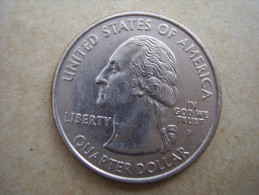 """U.S.A. 2003 STATE QUARTER  """"ARKANSAS""""  Mark ´P´ Condition USED VERY GOOD - United States"""