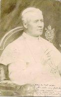 L270.724  - Portrait Du Pape Pie X -  Carte Précurseur - Papes