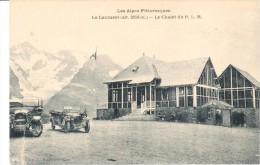 POSTAL      FRANCIA  -  COL DU LAUTARET   (alt. 2.058) EN LES HAUTES ALPES  - - Francia