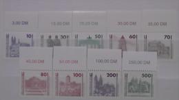 Germany - DDR - 1990 - Mi.Nr. 3344-52**MNH - Look Scan - [6] République Démocratique