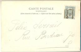 _4Cp-617: N° 655-tab [A] Op Postkaart Als Drukwerk Verstuurd > E / Ville: 75e Anniversaire Grand Tournoi..1. Olivier - Precancels