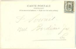 _4Cp-616: N° 655-tab [A] Op Postkaart Als Drukwerk Verstuurd > E / Ville: 75e Anniversaire....27 Période Bourguigonne... - Precancels