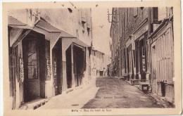 SEIX : Rare Clichéde 1930,Rue Du Fond De Seix,éditeurGaston Toureille,tbe - Francia