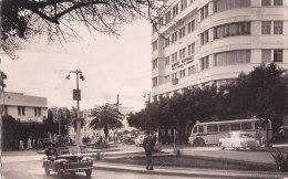 Ao - Cpa Maroc - TANGER - La Place De France - Immeuble De La BNCI - Tanger