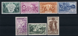 Inde : Yv  105 - 108,   MH/* - India (1892-1954)