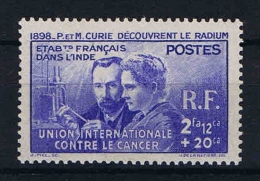 Inde : Yv  115,   MH/* - India (1892-1954)