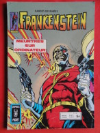 Frankenstein  N° 12 Aredit Artima Petit Format Bon état+ - Frankenstein