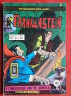 Frankenstein  N° 4 Aredit Artima Petit Format Bon état - Frankenstein