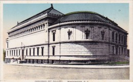Corcoran Art Gallery Washington DC