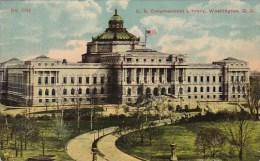 U S Congressional Library Washington DC