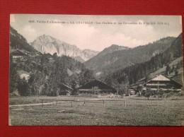 74 Haute Savoie 4838 Vallée D'Abondance LA CHAPELLE Les Chalets Et Les Cornettes De Bise - La Chapelle-d'Abondance