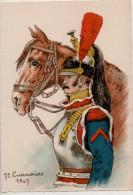 Barre Dayez  7 Iem Cuirassiers 1807 - Non Classés