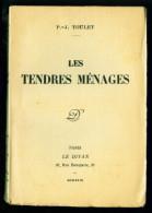TOULET P.-J.: Les Tendres Ménages - Le Divan 1923 - Bon état - Livres, BD, Revues