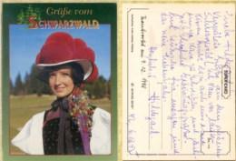 Ak Deutschland - Schwarzwald - Tradition - Tracht - Hochschwarzwald