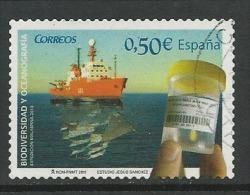 Spanje Yv 4283 Jaar 2011,   Gestempeld, Zie Scan - 1931-Aujourd'hui: II. République - ....Juan Carlos I