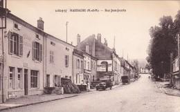 MARBACHE -(54)- N°1180-9-37 : RUE JEAN JAURES. - Frankreich
