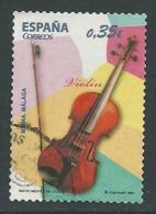 Spanje Yv 4287 Jaar 2011,   Gestempeld, Zie Scan - 1931-Aujourd'hui: II. République - ....Juan Carlos I