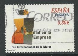 Spanje Yv 4299 Jaar 2011,   Reeks, Gestempeld, Zie Scan - 1931-Aujourd'hui: II. République - ....Juan Carlos I