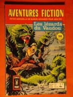 Aventures Fiction N° 39  Arédit Artima Petit Format TRES  Bon Etat - Aventures Fiction