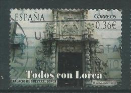 Spanje Yv 4371 Jaar 2012,   Gestempeld, Zie Scan - 1931-Aujourd'hui: II. République - ....Juan Carlos I