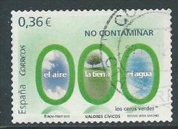 Spanje Yv 4373 Jaar 2012,   Gestempeld, Zie Scan - 1931-Aujourd'hui: II. République - ....Juan Carlos I
