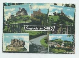 Dabo (57) 5 Vues En 1963  GF. - Dabo