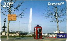 *SVIZZERA* -  Scheda Usata - Svizzera