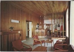 """CPM - CHATELGUYON - HOTEL """"LES BRUYERES"""" Hall De Réception - Edition PUB - Châtel-Guyon"""