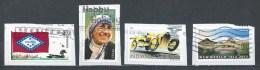 USA. Scott # 4278,4316,4475,4530,37,70,91,4681 Used. Commemorative Stamps. 2010-12 - Usados