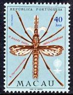 !■■■■■ds■■ Macao 1962 AF#403* Anti-Malaria (x5648) - Unused Stamps