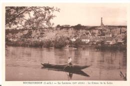 ROCHECORBON ... LA LANTERNE .. LE COTEAU DE LA LOIRE - Rochecorbon