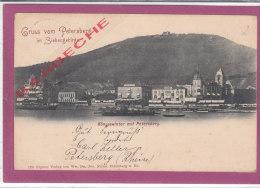 GRUSS  VOM PETERSBERG Im  Siebengebirge - Koenigswinter