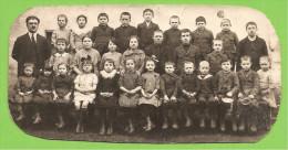 01 - PHOTO DE CLASSE De 1923 (annotation Au Dos) - Photographe : GAYMARD à LAGNIEU (AIN) - Non Classificati