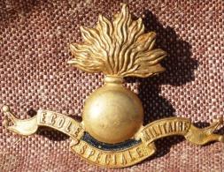 Ecole Spéciale Militaire - Insigne De Béret - Coindroux Paris - Militaria