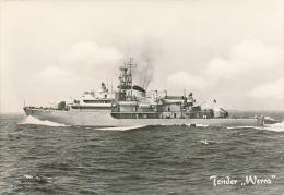Tender WERRA - A68 - Guerre
